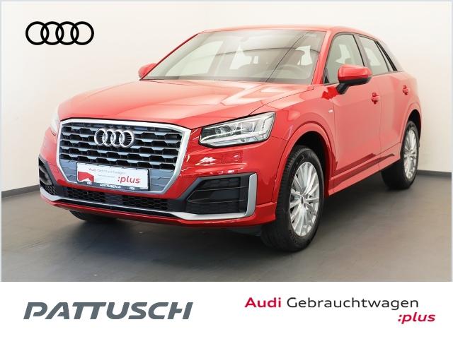 Audi Q2 35 TFSI design Navi LED AHZV DAB+GRA, Jahr 2020, Benzin