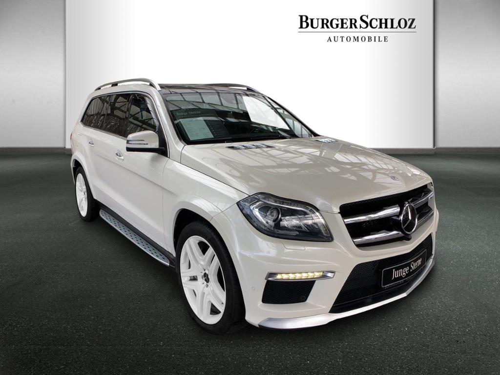 Mercedes-Benz GL 63 AMG 4MATIC Off-Roader Harman/Sitzklima, Jahr 2014, Benzin