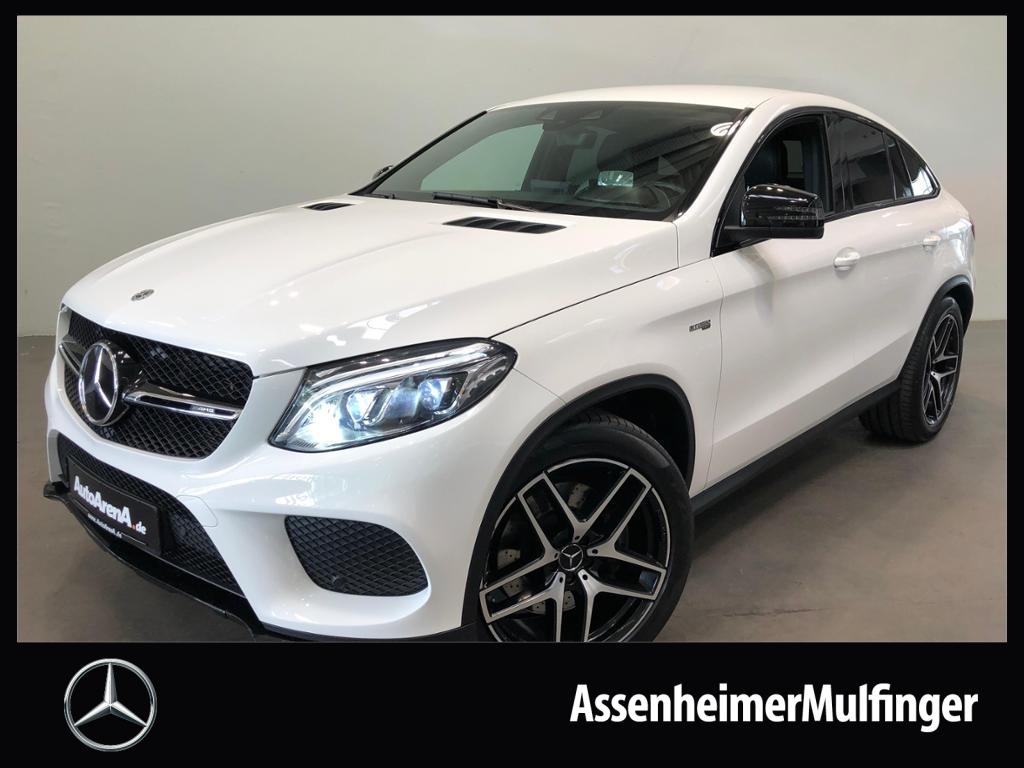 Mercedes-Benz GLE 43 AMG Coupé 4matic **COMAND/Kamera/Night, Jahr 2018, Benzin
