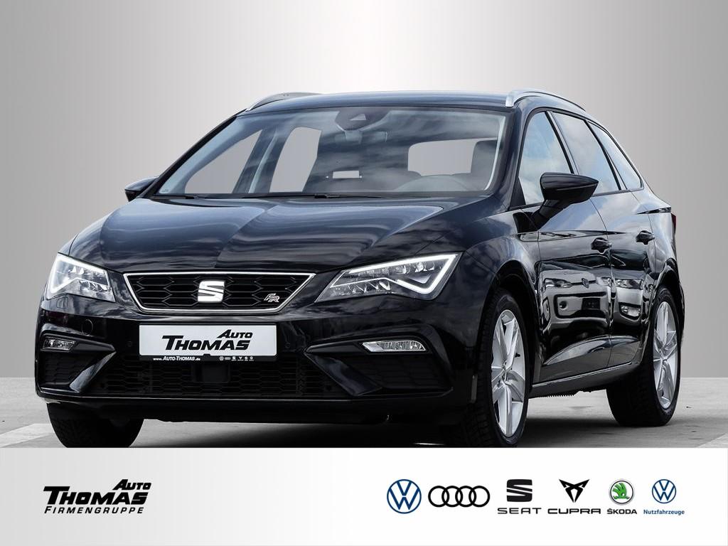Seat Leon Sportstourer Black Matt Edition 2.0 TDI DSG LED+KESSY, Jahr 2020, Diesel