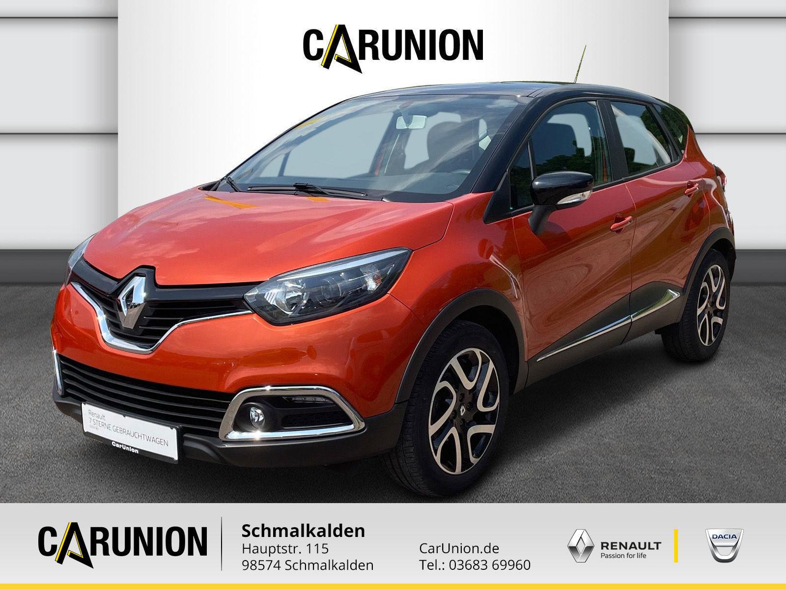 Renault Captur Dynamique ENERGY TCE 90 Start & Stop, Jahr 2015, Benzin