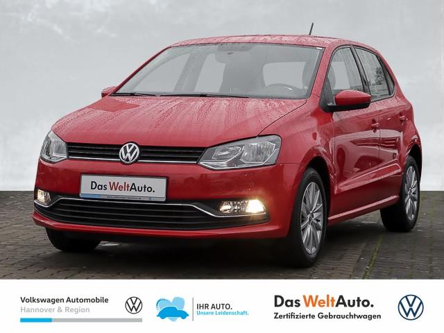 Volkswagen Polo 1.0 Comfortline PDC Klima SHZ, Jahr 2017, Benzin
