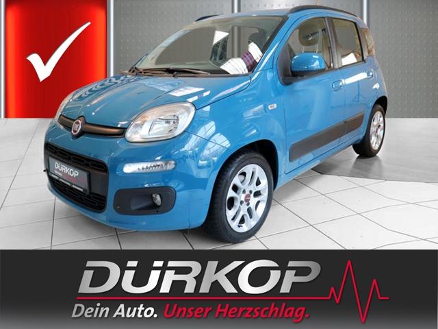 Fiat Panda Lounge 1.2 8V Klimaanlage Winter-Paket, Jahr 2013, petrol