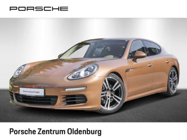Porsche Panamera Diesel LED, Luftfed, 20 Zoll, SoftClose, Jahr 2013, Diesel