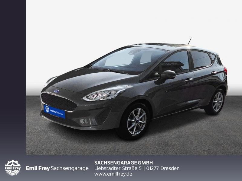Ford Fiesta 1.1 S&S COOL&CONNECT Navi Allw. Wi-Pa, Jahr 2020, Benzin