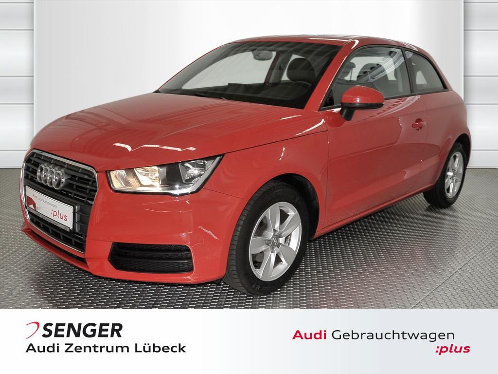 Audi A1 1.0 TFSI ultra Sitzheizung Klima Einparkhilfe, Jahr 2015, petrol