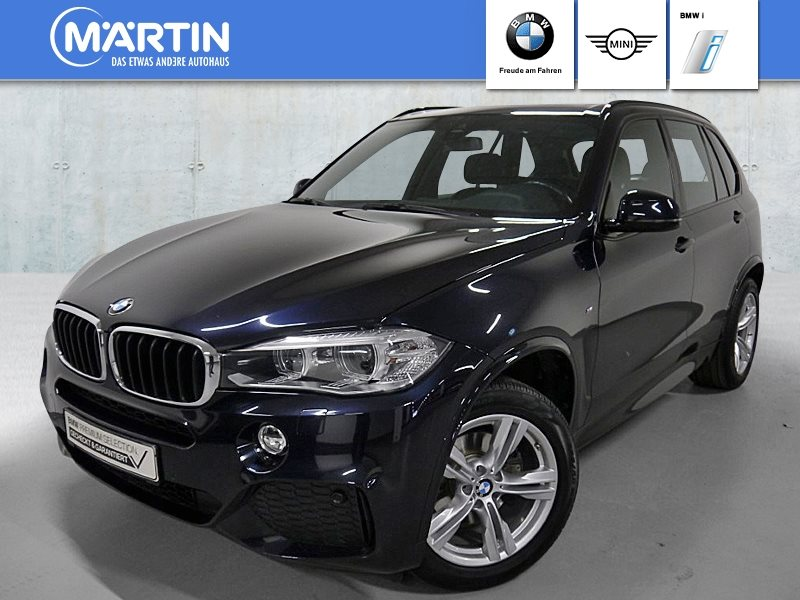BMW X5 xDrive30d M Sportpaket *Xenon*Pano.Dach*RFK*, Jahr 2014, Diesel