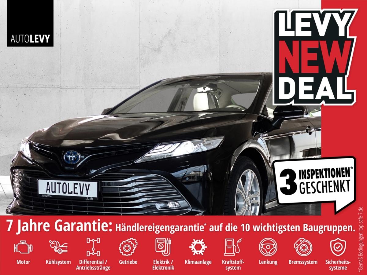 Toyota Camry Executive *LEDER*NAVI*SHZ*PDC*LED*TTW*, Jahr 2019, Hybrid