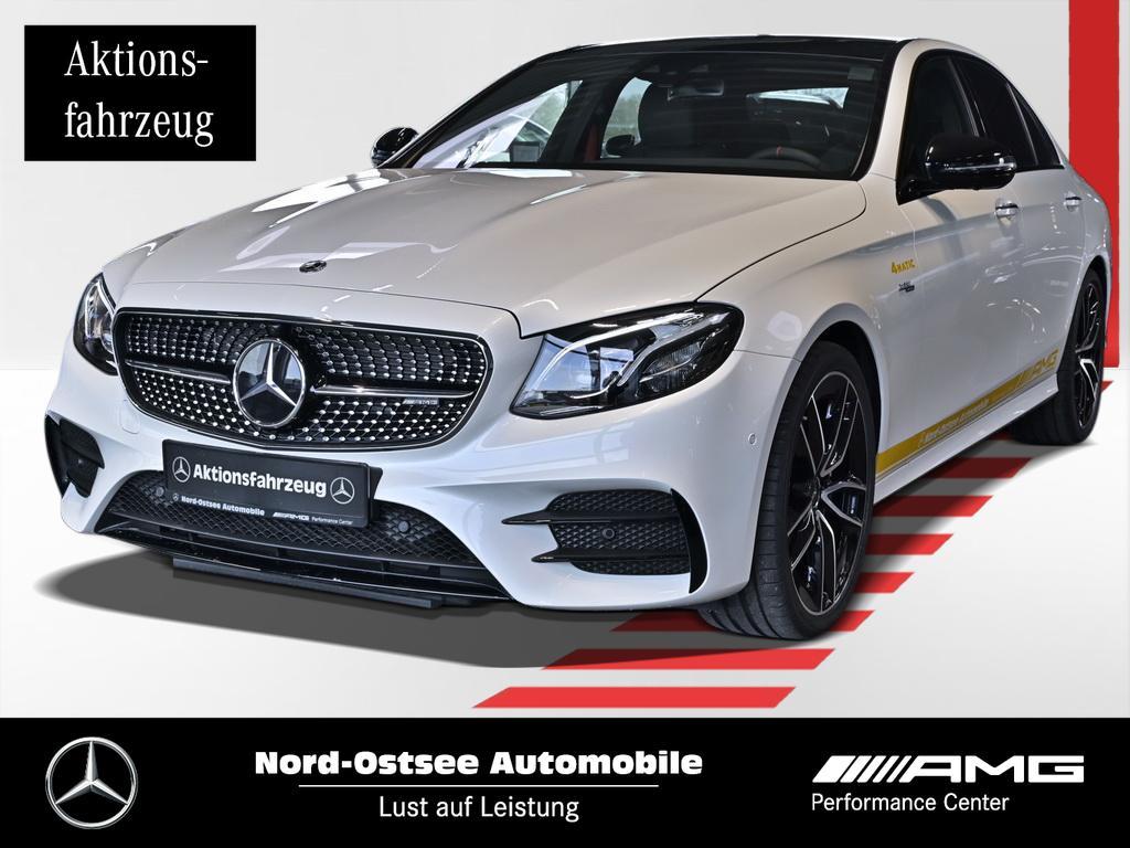 Mercedes-Benz AMG E 53 4M+ VMAX*NIGHT*PANO*20''*HUD*WIDESCREEN, Jahr 2019, Benzin