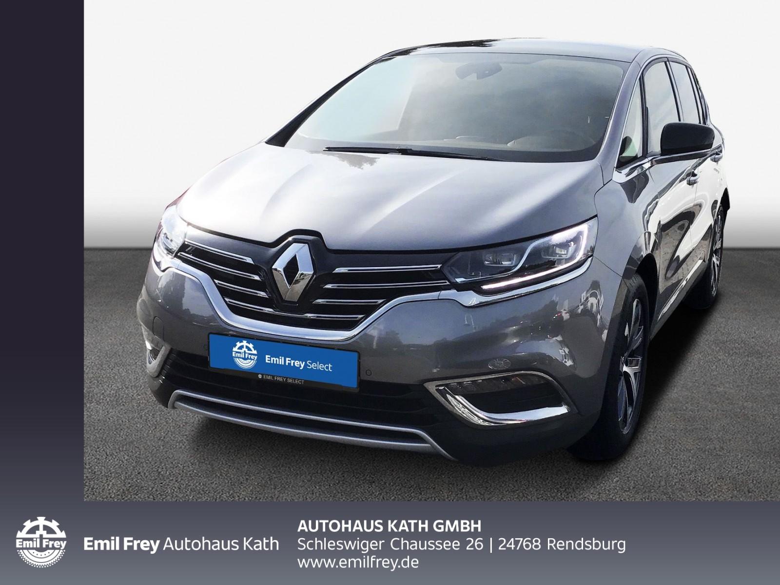 Renault Espace Enerrgy dCi 160 EDC, Jahr 2017, Diesel