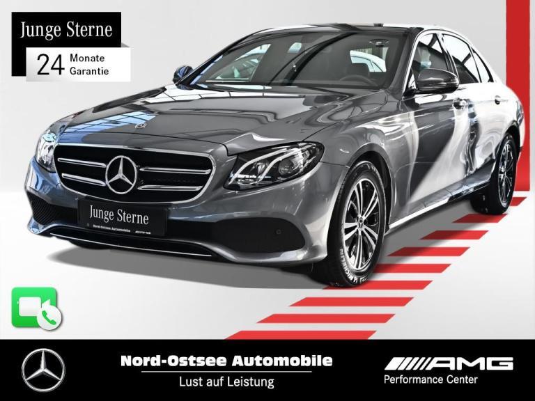 Mercedes-Benz E 300 d Avantgarde LED Navi Kamera Sitzheizung, Jahr 2020, Diesel
