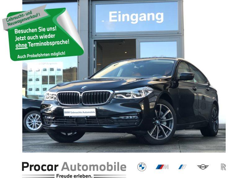 BMW 640i xDrive Gran Turismo Navi DA+ PA+ LED 360°, Jahr 2017, Benzin