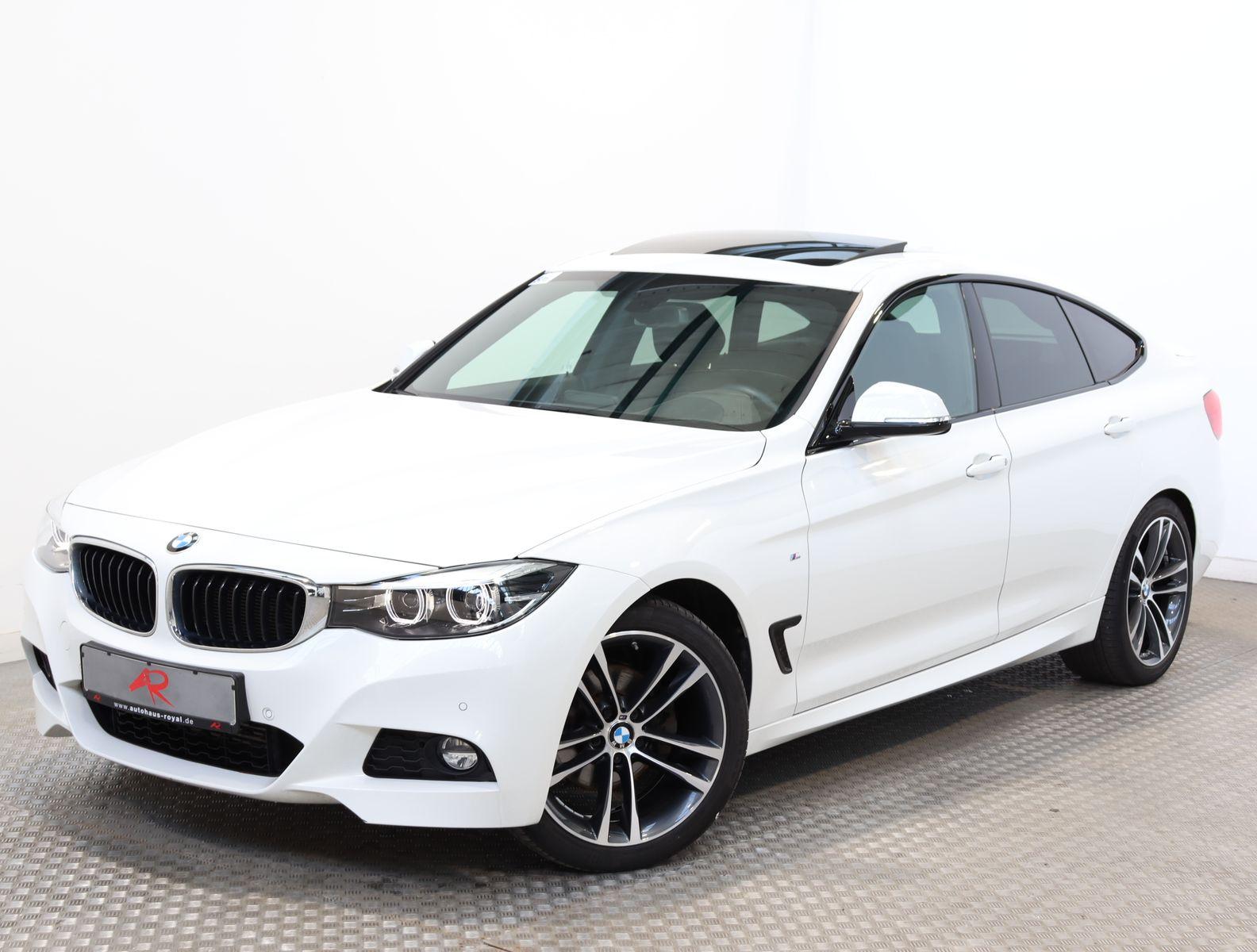 BMW 320 Gran Turismo d M SPORT HUD,VOLLLEDER,19ZOLL, Jahr 2018, Diesel