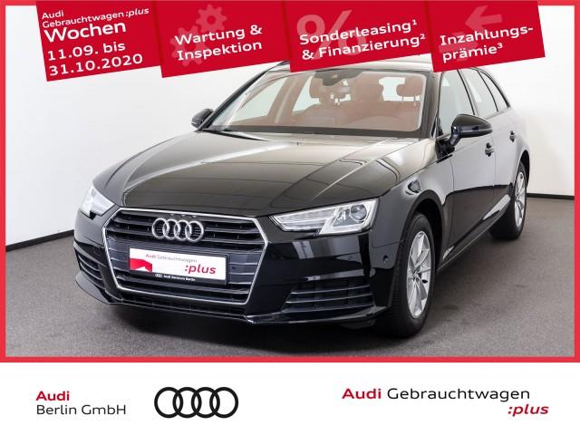 Audi A4 Avant 2.0 TDI 6-Gang, Jahr 2017, Diesel