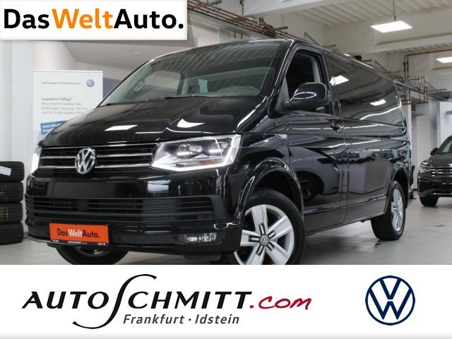 Volkswagen MULTIVAN 2.0 TDI DSG LED ACC AHK NAVI PDC RearView, Jahr 2017, Diesel