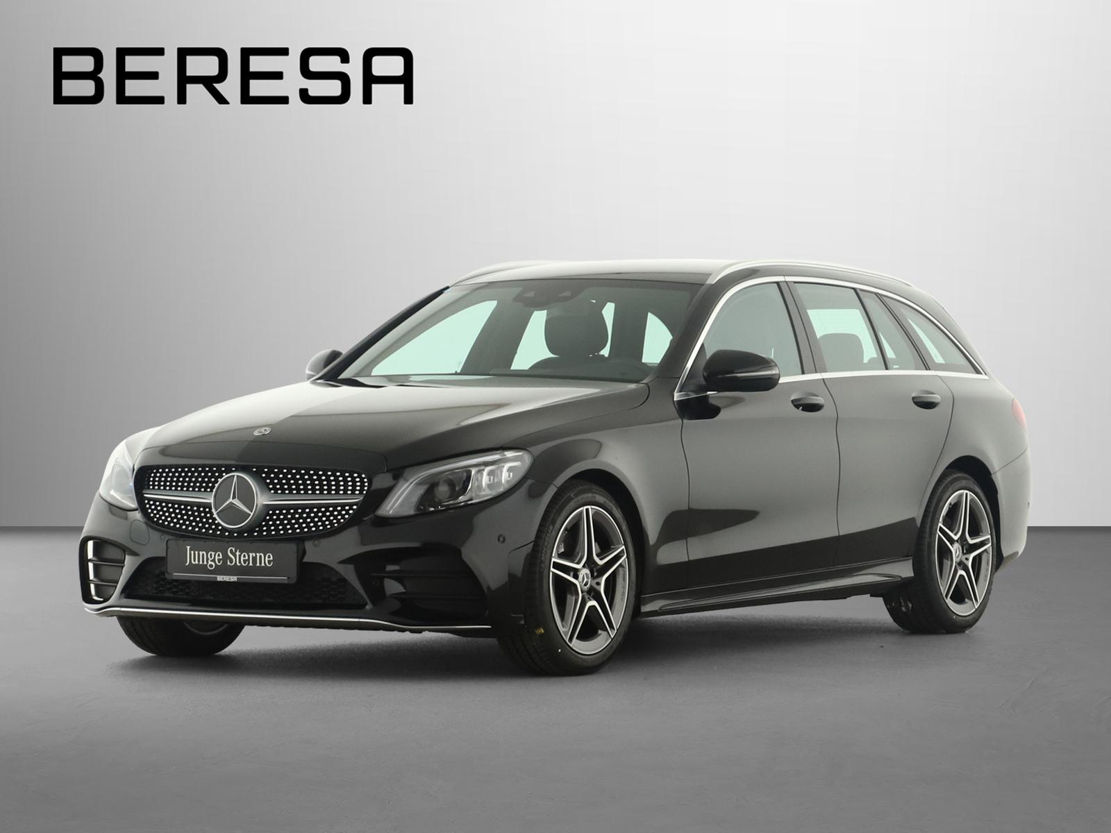 Mercedes-Benz C 180 T AMG Spur-P. LED Kamera Navi PDC, Jahr 2020, Benzin