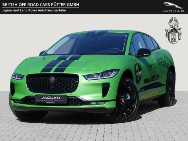 Jaguar I-Pace SE EV400 Leder LED Navi StandHZG Keyless e-Sitze El. Fondsitzverst. ACC Rückfahrkam., Jahr 2019, Elektro