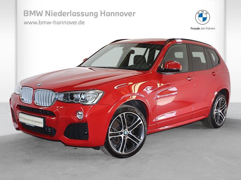 BMW X3 xDrive30d M Sportpaket Head-Up, Jahr 2017, Diesel