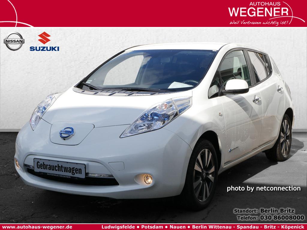 Nissan Leaf Tekna, Jahr 2015, Elektro