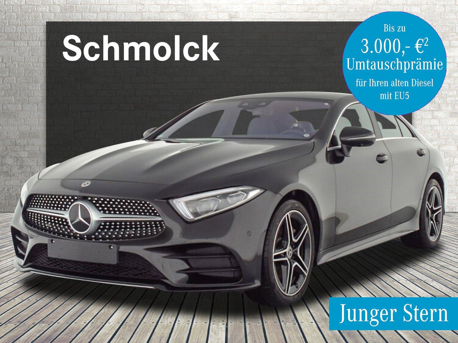 Mercedes-Benz CLS 400 d 4M AMG/FAHRASSI/STDH/BURM/SHD/SITZKLIM, Jahr 2020, Diesel