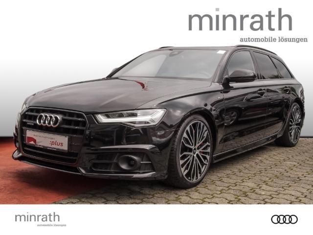 Audi A6 Avant 3.0 TDI competition quattro S line Leder LED Navi StandHZG ACC Rückfahrkam. Allrad, Jahr 2018, Diesel