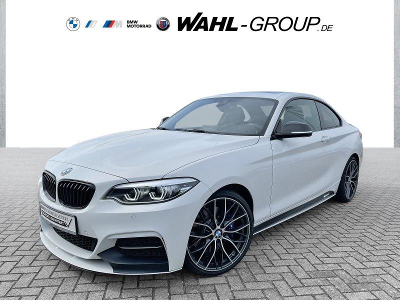 BMW M240i Coupé Aut. Leder HiFi GSD LED Navi Prof., Jahr 2018, Benzin