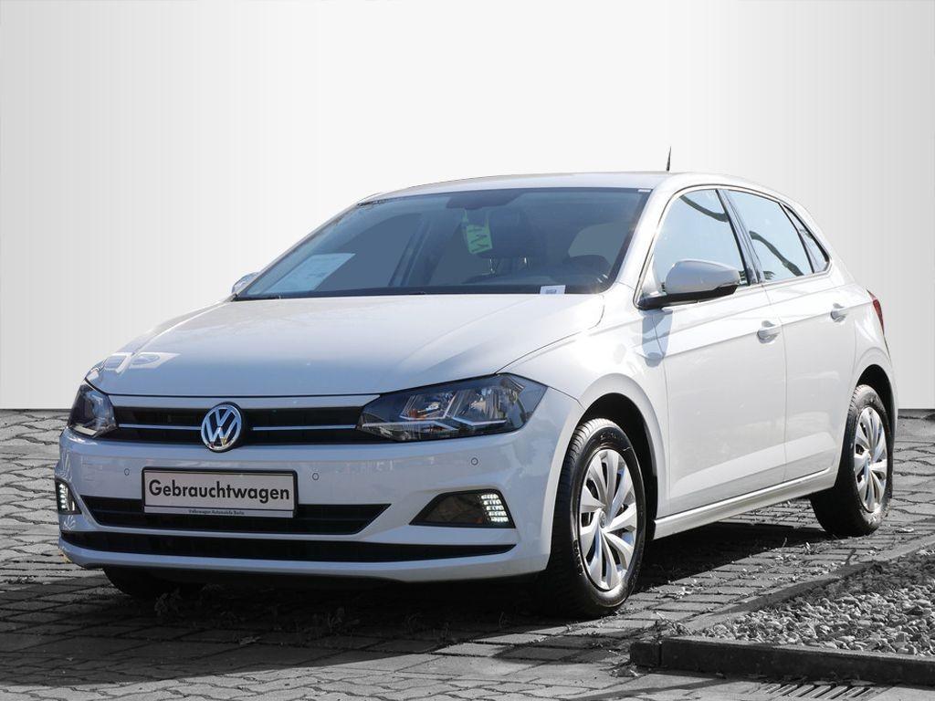 Volkswagen Polo 1.0TSI DSG Comfortline NAVI PDC SHZ, Jahr 2018, Benzin