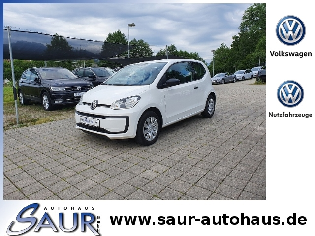 Volkswagen up! take 1.0 Klima, ZV, el. FH, Jahr 2017, Benzin