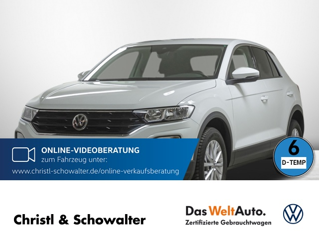 Volkswagen T-Roc 1.0 TSI Navi PDC Climatronic Bluetooth Klima, Jahr 2020, Benzin