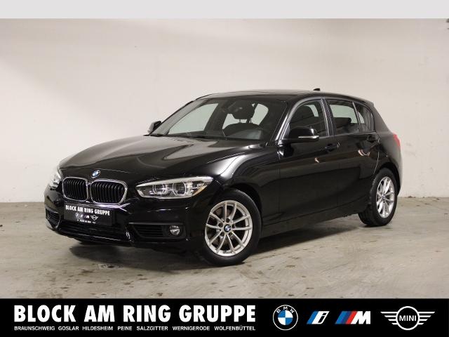 BMW 120d 5-Türer AHK GSD LED Navi PDC HiFi, Jahr 2017, Diesel