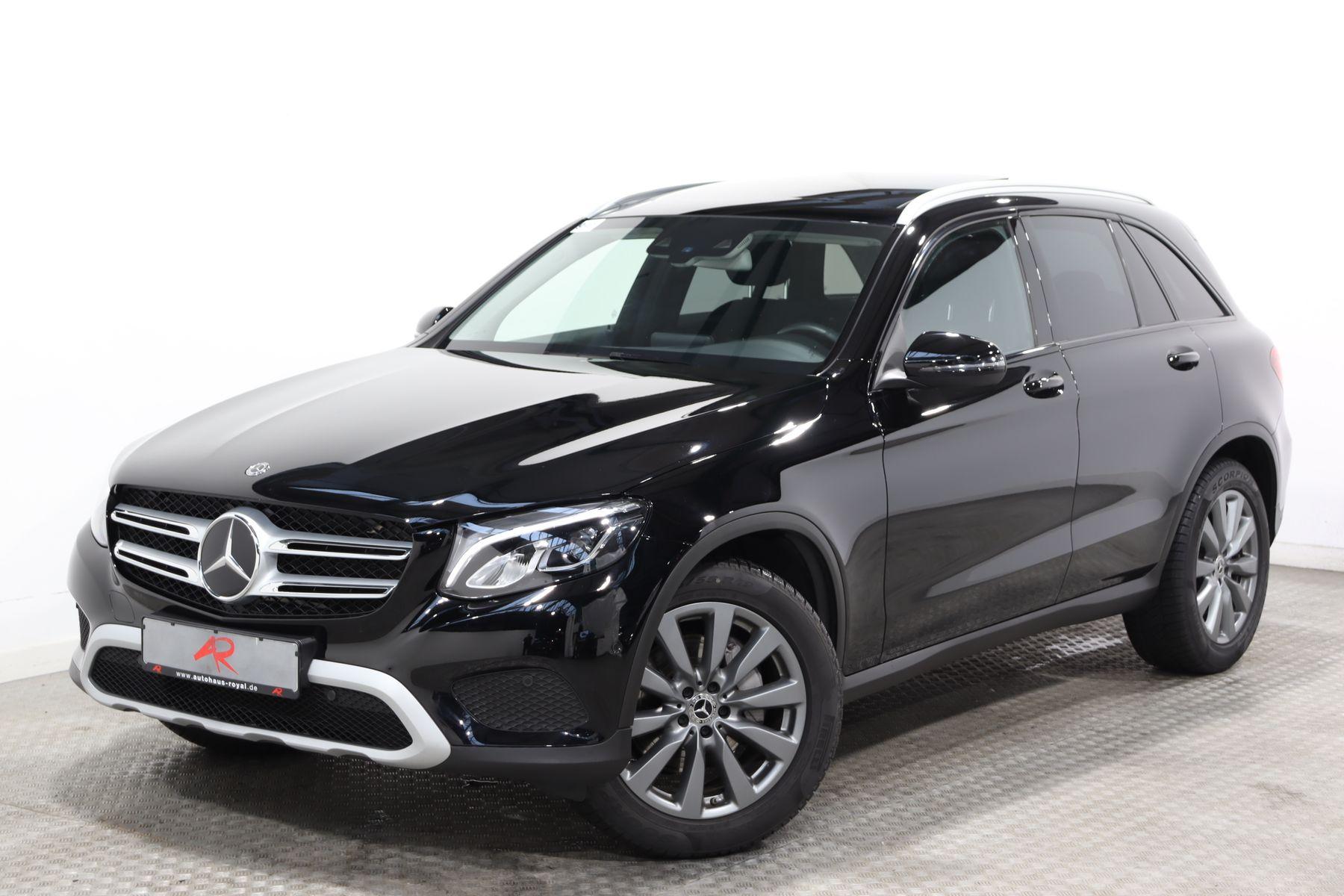 Mercedes-Benz GLC 250 d 4M DISTRO,BURMESTER,AIRBODY,STANDHEIZ., Jahr 2017, Diesel