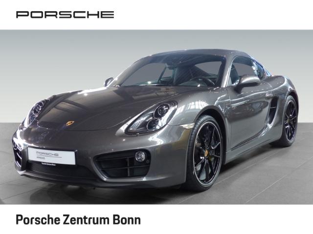 Porsche Cayman ''PCM NAVI 20-Zoll Bi-Xenon LEDER Klimaautomatik'', Jahr 2015, Benzin