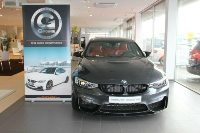 BMW M3 PERFORMANCE G-Power 500PS / 600Nm, Jahr 2017, petrol