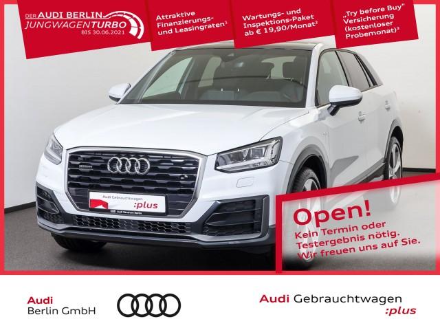 Audi Q2 sport 40 TFSI quattro S tr. LED NAVI PANO, Jahr 2020, Benzin