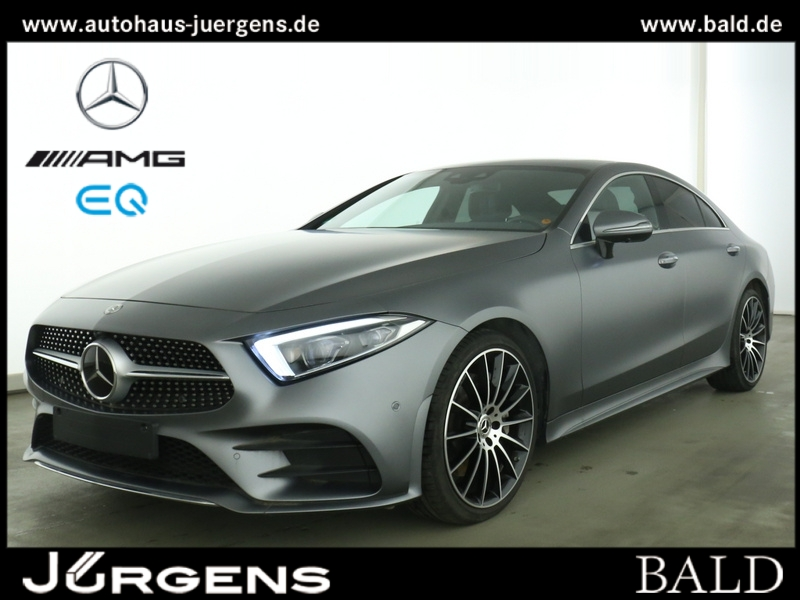 Mercedes-Benz CLS 450 4M AMG-Sport/Comand/Wide/Nappa/Magno/20', Jahr 2017, Benzin