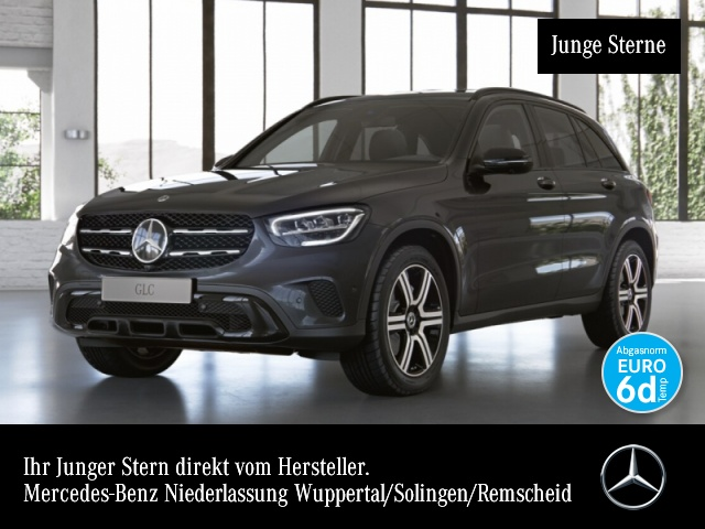 Mercedes-Benz GLC 220 d 4M WideScreen 360° LED AHK Night, Jahr 2020, Diesel