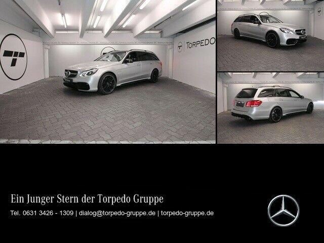 Mercedes-Benz E 63 AMG 4M T AVANTGARDE NAVI+COMAND+LED+NIGHT+P, Jahr 2016, Benzin