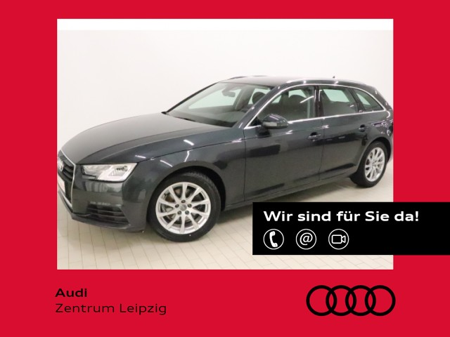 Audi A4 Avant 1.4 TFSI basis *Sitzheizung*Xenon*, Jahr 2018, Benzin