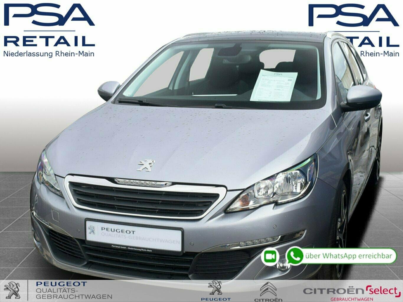 Peugeot 308 SW BlueHDi 150 Business line *NAVI*Panorama*Einparkh*Cit, Jahr 2015, Diesel