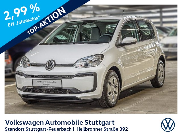 Volkswagen up! move up! 1.0 Tempomat, Jahr 2016, Benzin