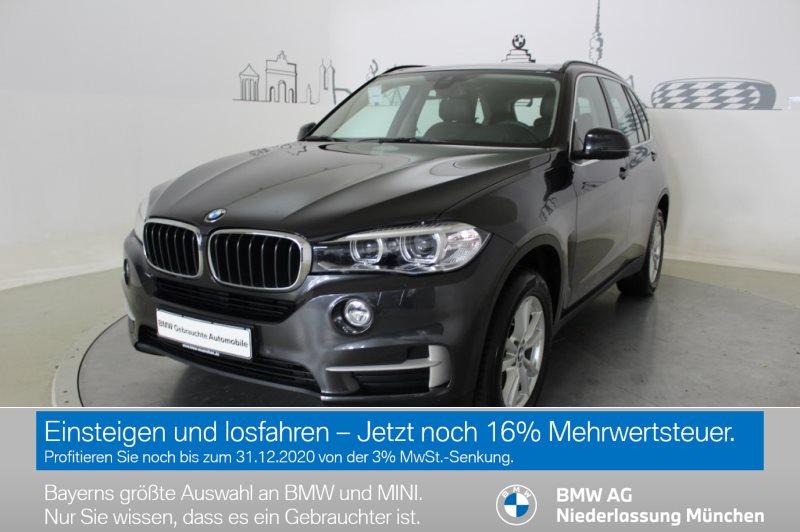 BMW X5 xDrive30d Head-Up HiFi Xenon RFK Navi Prof. EURO 6, Jahr 2017, Diesel
