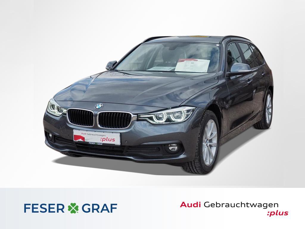 BMW 316 d Touring Advantage Navi/LED/PDC/ Sitzhzg., Jahr 2019, Diesel