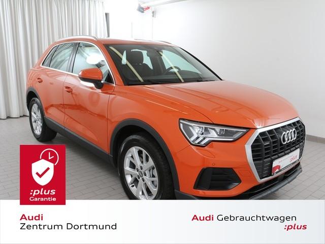 Audi Q3 45TFSI qu. Matrix/Navi+/Leder/DAB/VC, Jahr 2019, Benzin