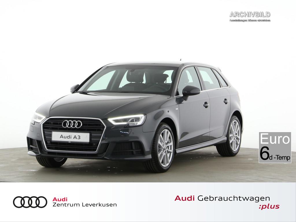 Audi A3 Sportback 30 TFSI, Jahr 2018, Benzin