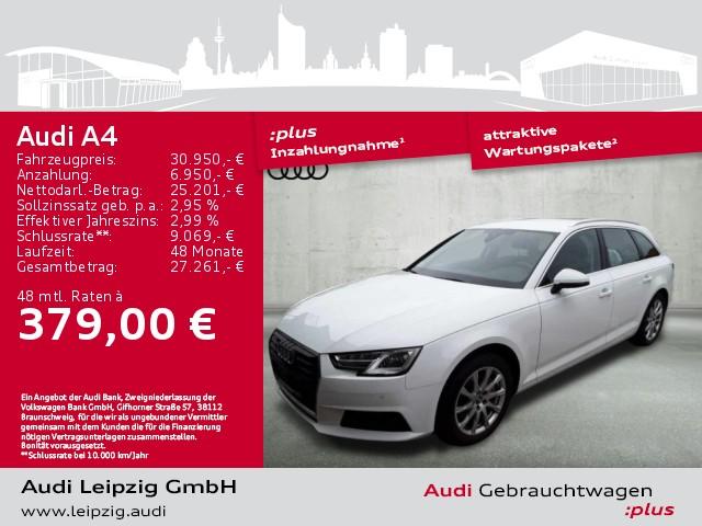 Audi A4 Avant 40 TDI S-tronic *Xenon*Connect*, Jahr 2019, Diesel