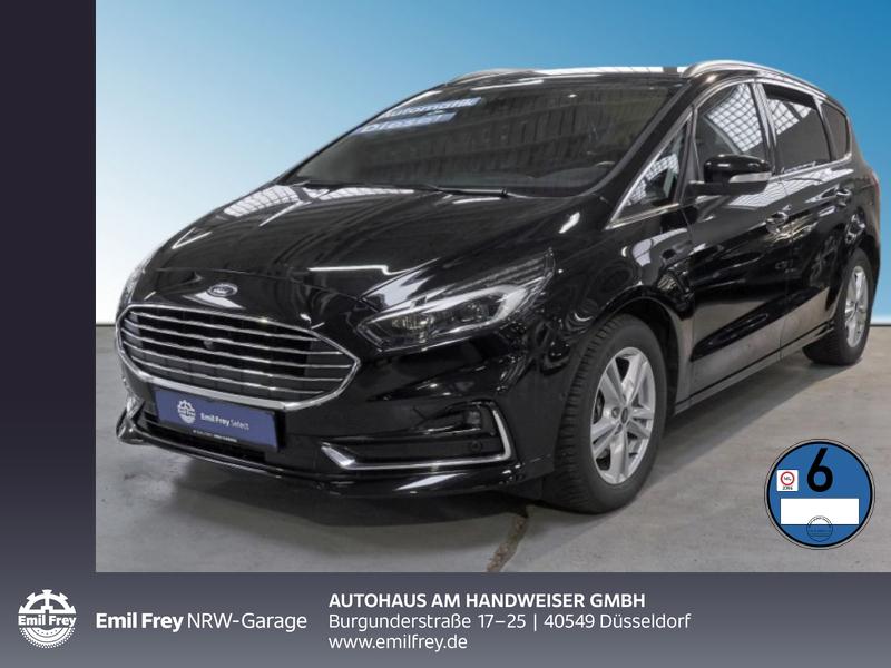 Ford S-Max TITANIUM 2.0 EcoBlue Automatik, Jahr 2019, Diesel