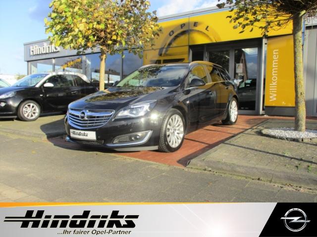 Opel Insignia A Sports Tourer 2.0CDTI Edition Navi elektr. Sitzeinstellung LED-Tagfahrlicht Alu, Jahr 2013, Diesel