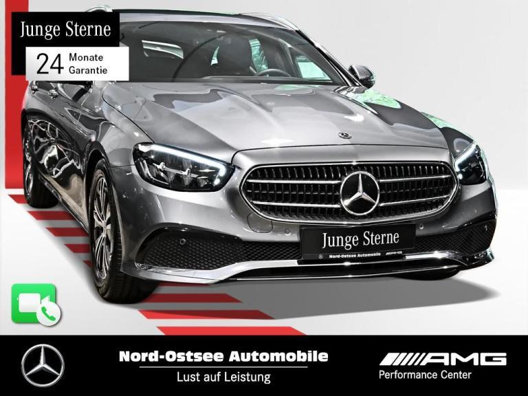 Mercedes-Benz E 200 d T Avantgarde Mopf Comand LED Kamera MBUX, Jahr 2020, Diesel