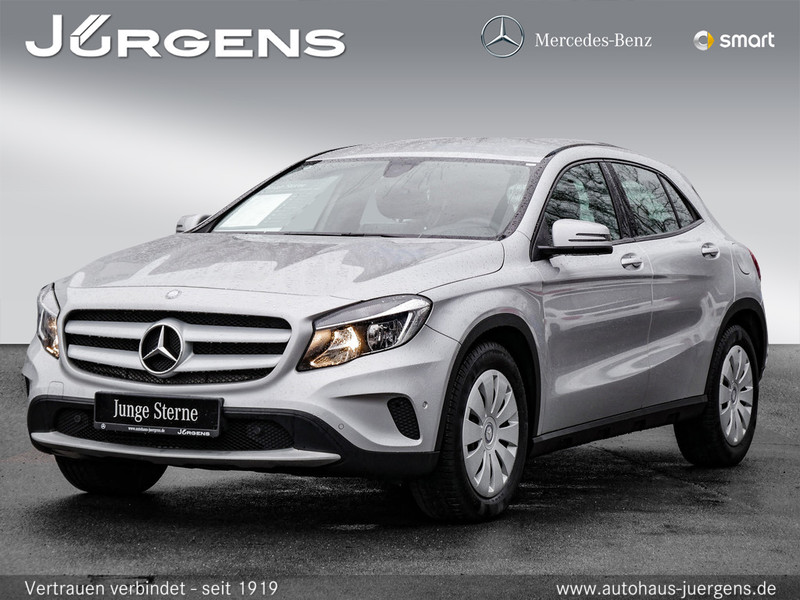 Mercedes-Benz GLA 180 d Navi/Park-Pilot/Sitzheizung/17', Jahr 2016, diesel