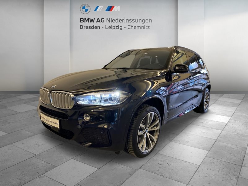 BMW X5 xDrive40d EURO6 Sportpaket Head-Up HK HiFi DAB LED RFK, Jahr 2019, Diesel